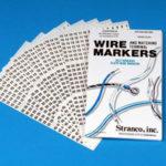 Wire Marker Books